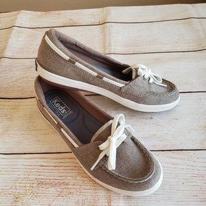 Keds ortholite canvas shoes.  Size 6.5